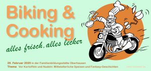Biking & Cooking Kochkurs Mittelalterliche Küche